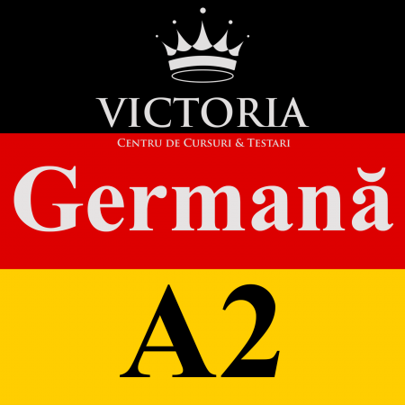 CURS GERMANĂ A2