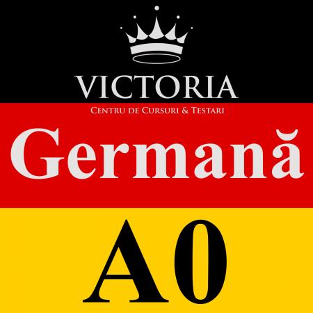 CURS GERMANĂ A1.0