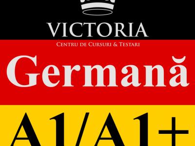 CURS GERMANĂ A1.2