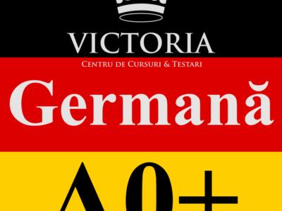 CURS GERMANĂ A1.1